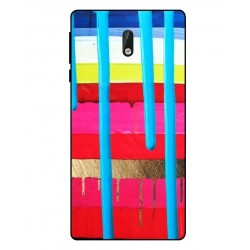 Nokia 3 Brushstrokes Cover