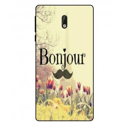 Nokia 3 Hello Paris Cover