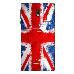 Nokia 3 UK Brush Cover