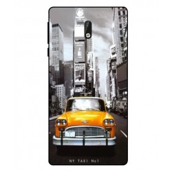 Nokia 3 New York Taxi Cover