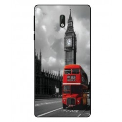 Nokia 3 London Style Cover