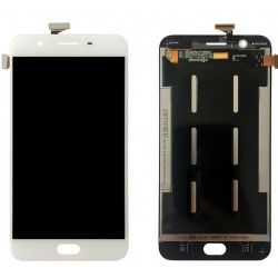 White Oppo A59 Complete Replacement Screen
