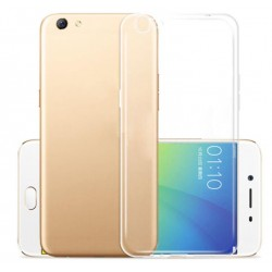 Oppo A59 Transparent Silicone Case