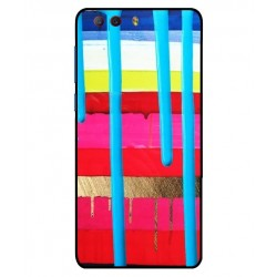 ZTE Nubia Z17 Mini S Brushstrokes Cover