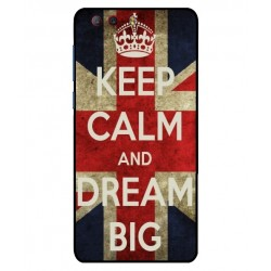 ZTE Nubia Z17 Mini S Keep Calm And Dream Big Cover