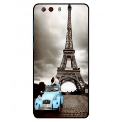 ZTE Nubia Z17 Mini S Vintage Eiffel Tower Case