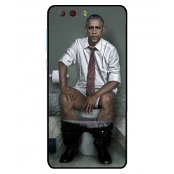 ZTE Nubia Z17 Mini S Obama On The Toilet Cover
