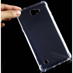 Coque De Protection En Silicone Transparent Pour LG X5