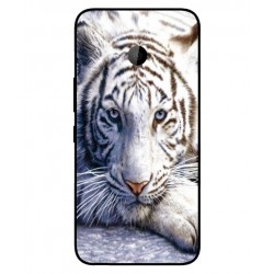 HTC U11 Life White Tiger Cover