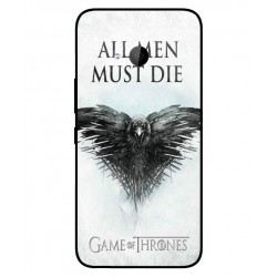 HTC U11 Life All Men Must Die Cover