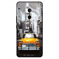Carcasa New York Taxi Para HTC U11 Plus