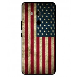HTC U11 Plus Vintage America Cover