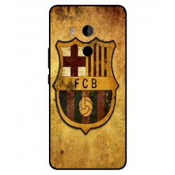 Funda FC Barcelona Para HTC U11 Plus
