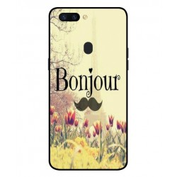 Oppo R11s Hello Paris Cover