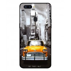 Oppo R11s New York Taxi Cover