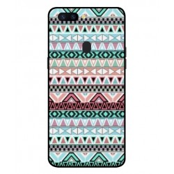 Oppo R11s Mexican Embroidery Cover