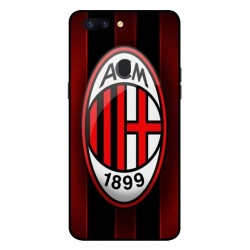 Oppo R11s AC Milan Cover
