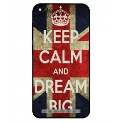 Coque Keep Calm And Dream Big Pour Xiaomi Redmi 5a