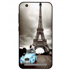 Xiaomi Redmi 5a Vintage Eiffel Tower Case