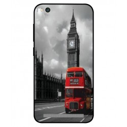 Xiaomi Redmi 5a London Style Cover
