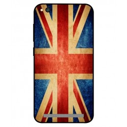 Xiaomi Redmi 5a Vintage UK Case