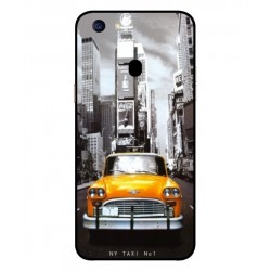 Oppo F5 New York Taxi Cover