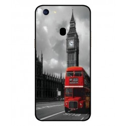 Oppo F5 London Style Cover