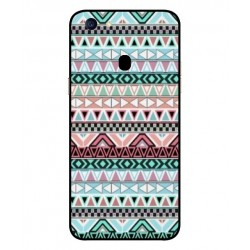 Coque Broderie Mexicaine Pour Oppo F5