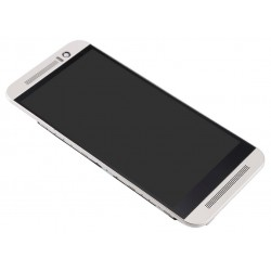White HTC One S9 Complete Replacement Screen