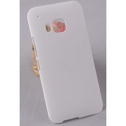 HTC One S9 White Hard Case