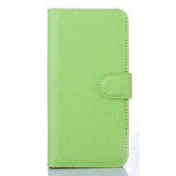 HTC One S9 Green Wallet Case