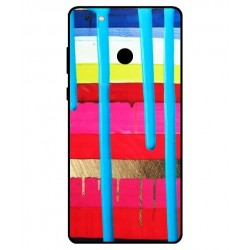 Gionee M7 Power Brushstrokes Cover