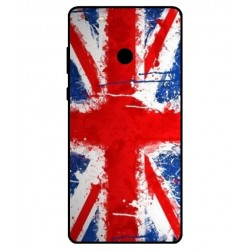 Coque UK Brush Pour Gionee M7 Power