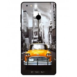 Coque New York Taxi Pour Gionee M7 Power