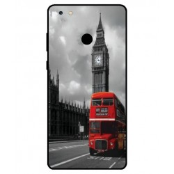 Gionee M7 Power London Style Cover