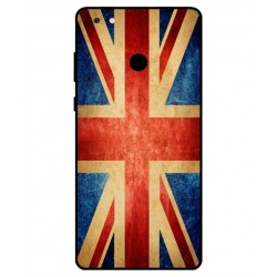 Coque Vintage UK Pour Gionee M7 Power
