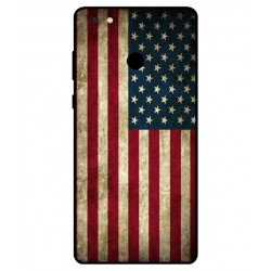 Gionee M7 Power Vintage America Cover