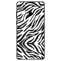 Gionee M7 Power Zebra Case