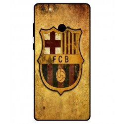 Gionee M7 Power FC Barcelona case