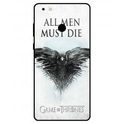 Gionee M7 Power All Men Must Die Cover