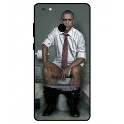 Gionee M7 Power Obama On The Toilet Cover