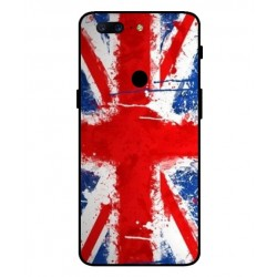 Coque UK Brush Pour OnePlus 5T