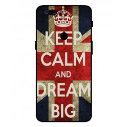 OnePlus 5T Keep Calm And Dream Big Cover