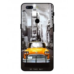 OnePlus 5T New York Taxi Cover