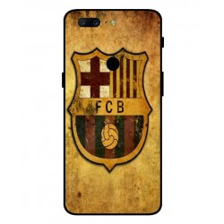 OnePlus 5T FC Barcelona case
