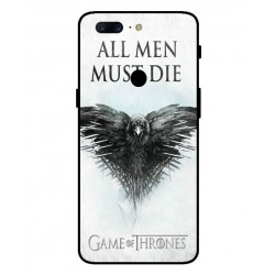 Funda All Men Must Die Para OnePlus 5T
