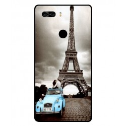 Archos Diamond Omega Vintage Eiffel Tower Case