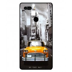Coque New York Taxi Pour Archos Diamond Omega