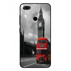 Asus Zenfone Max Plus M1 London Style Cover