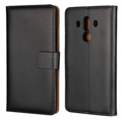 Huawei Mate 10 Porsche Design Black Wallet Case